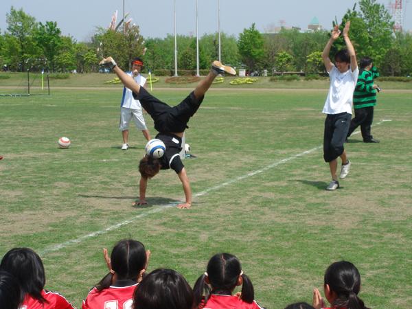 川島町少年サッカー大会2