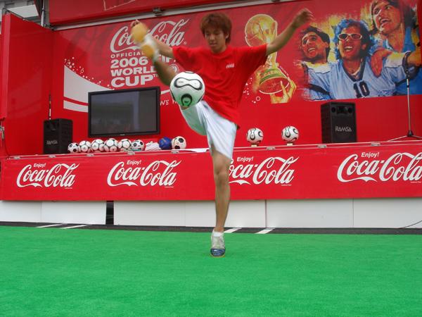コカ・コーラサッカーパーク7