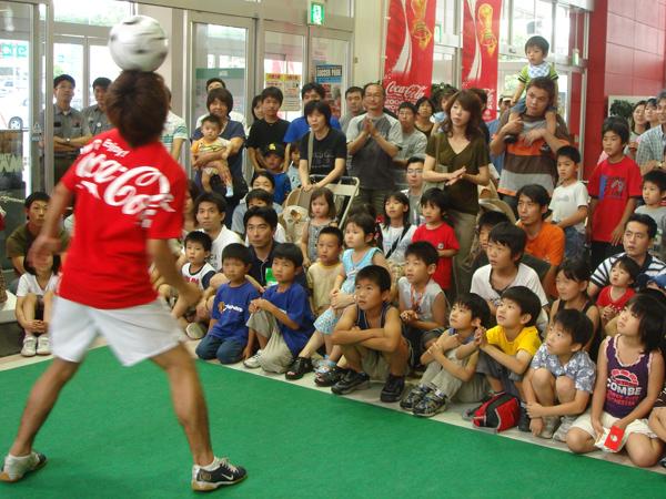 コカ・コーラサッカーパーク6