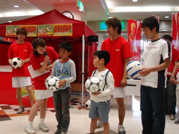 コカ・コーラサッカーパーク5