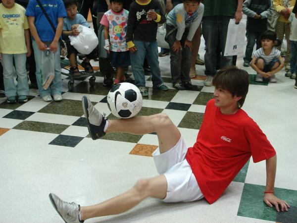 コカ・コーラサッカーパーク4