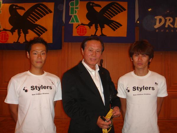 松本サッカーレセプション2