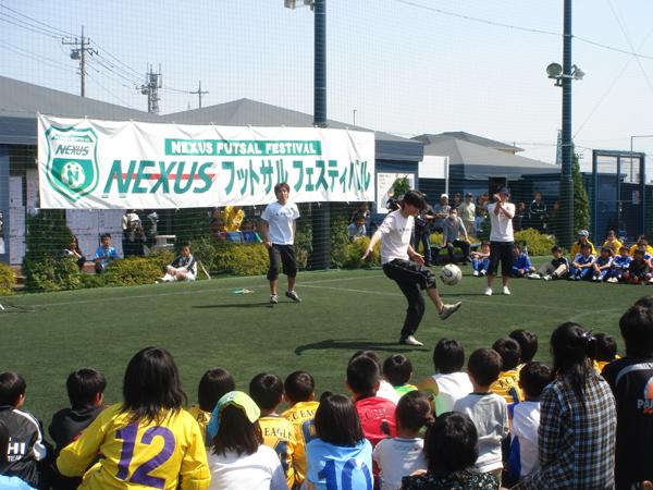キックス高崎 フットサル大会5