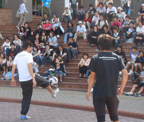 武蔵工業大学学園祭2