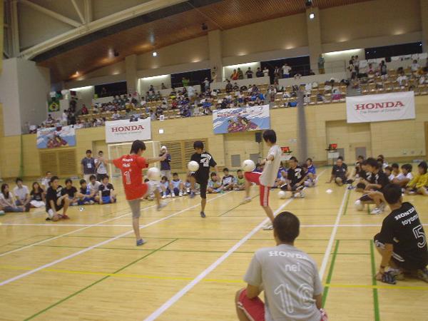 ホンダカップ フットサル大会2