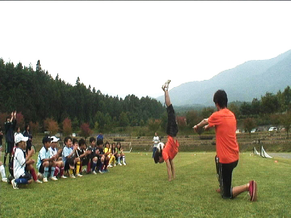 JFAキッズ&ガールズ サッカーフェスティバル4