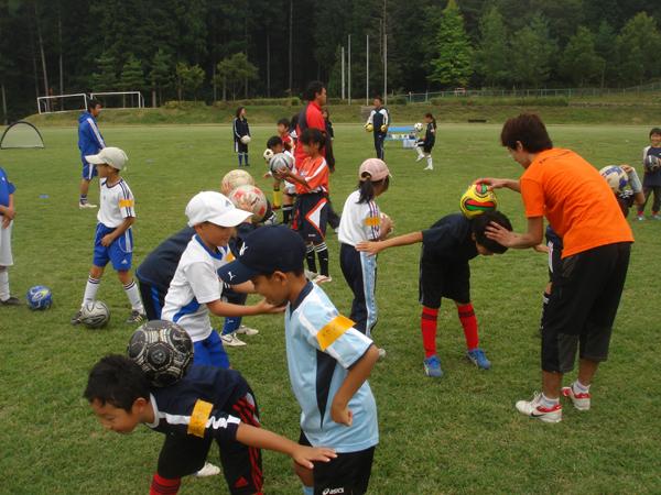 JFAキッズ&ガールズ サッカーフェスティバル2