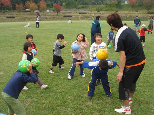JFAキッズ&ガールズ サッカーフェスティバル