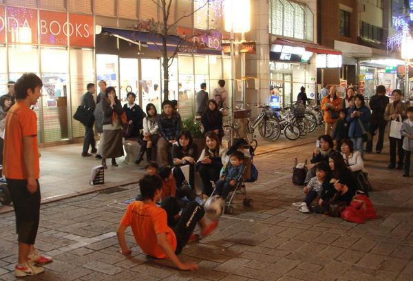 大道芸ワールドカップin静岡2008_2