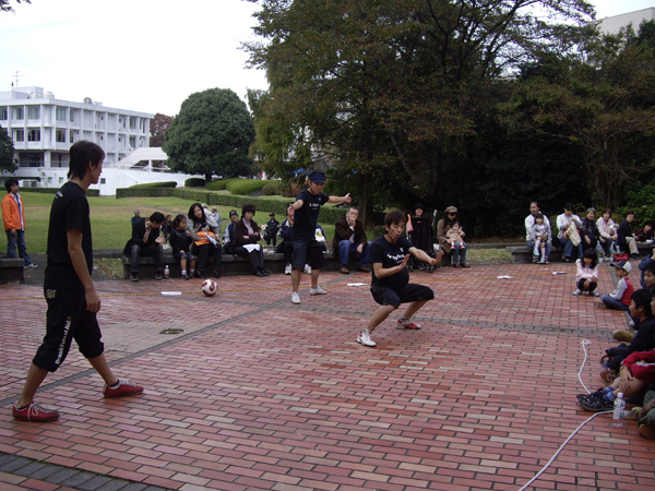 職業能力開発総合大学校学園祭3