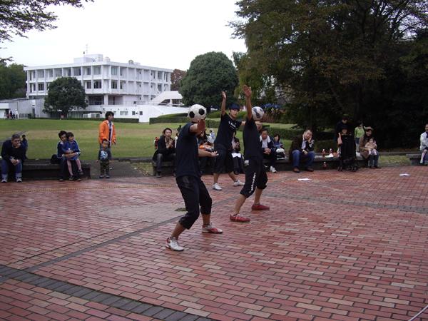 職業能力開発総合大学校学園祭2