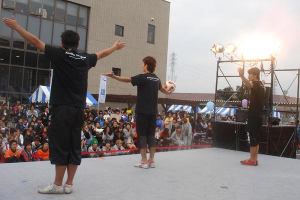日本体育大学 学園祭4