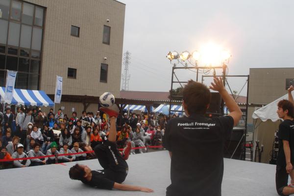 日本体育大学 学園祭3