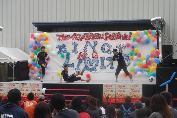 日本体育大学 学園祭2