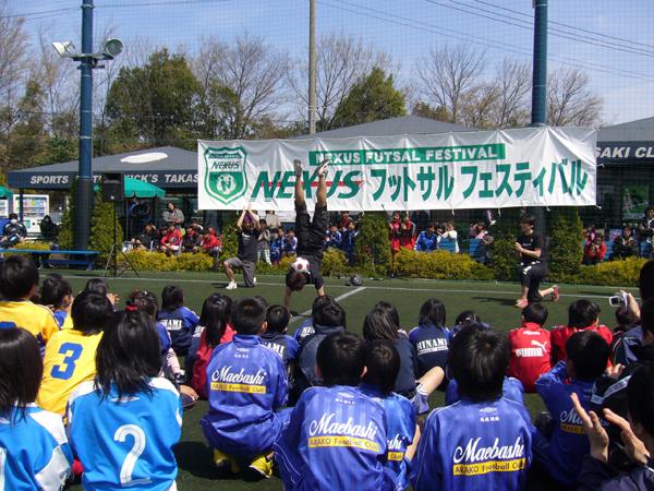 キックス高崎フットサルフェスティバル5