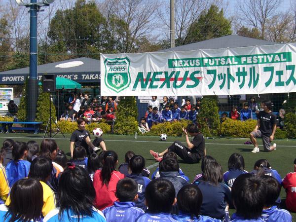キックス高崎フットサルフェスティバル4