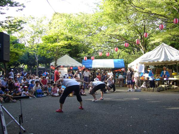 城北公園夏祭り5