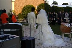 結婚式パフォーマンス