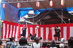 東禅寺夏祭り