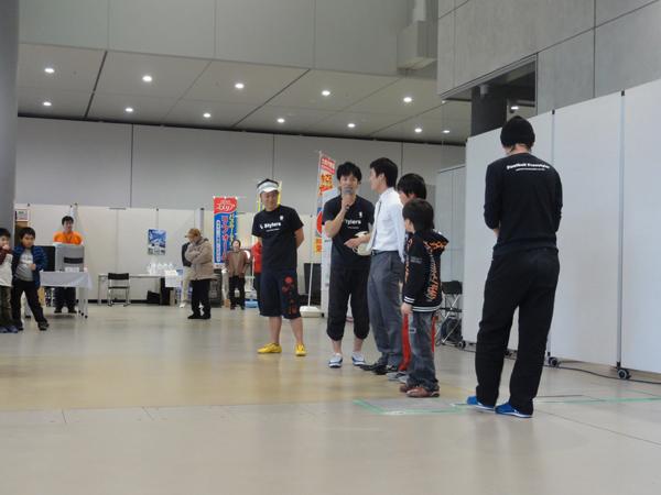 中部プロパン(株)感謝祭3