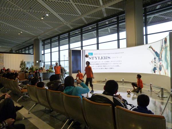 成田国際空港クリスマス5
