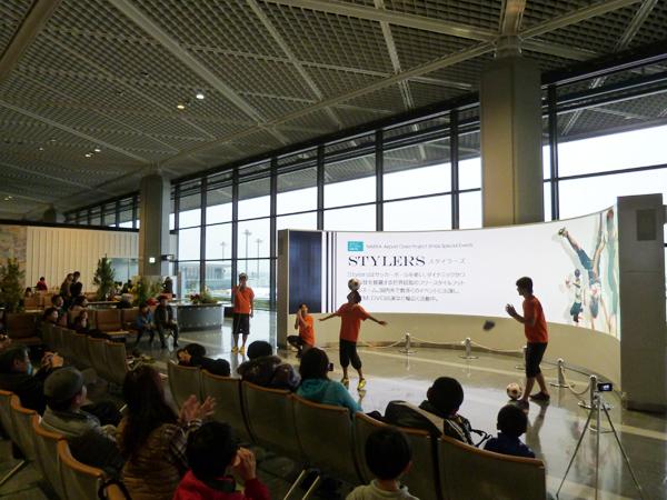 成田国際空港クリスマス4