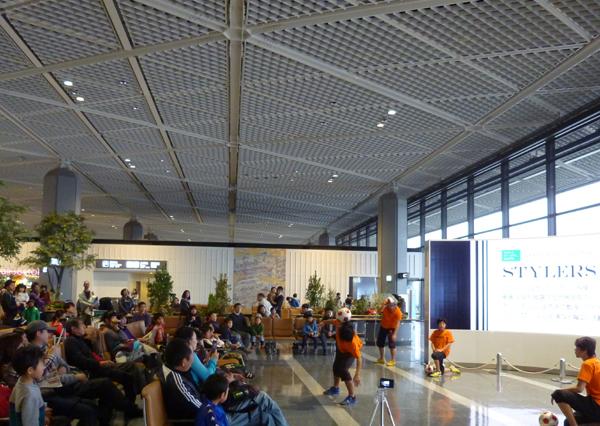 成田国際空港クリスマス3