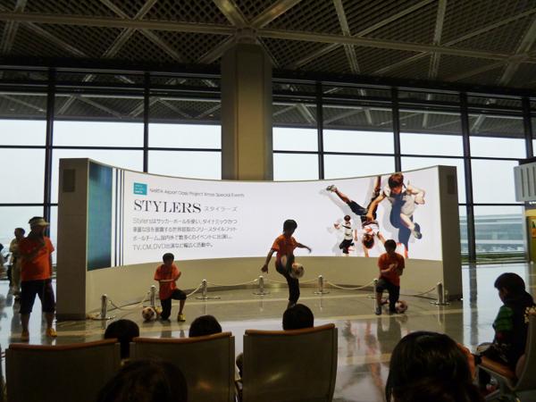 成田国際空港クリスマス2