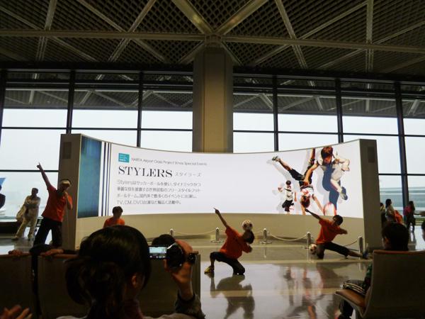 成田国際空港クリスマス