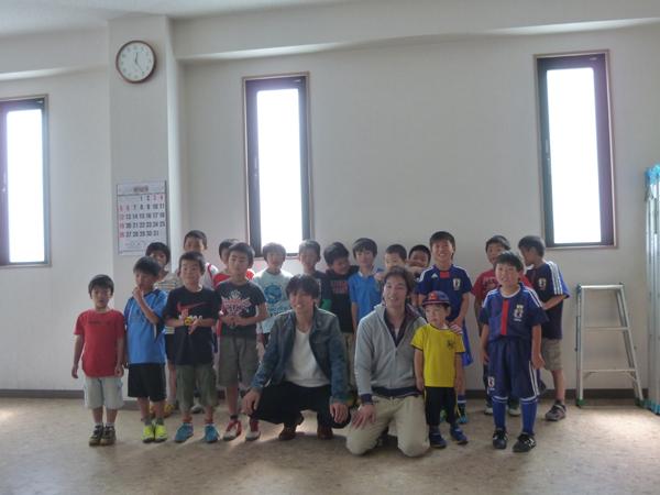 少年サッカーイベント10