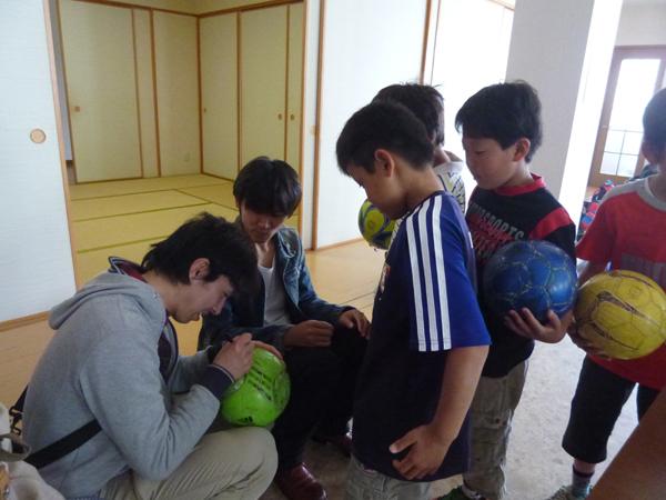 少年サッカーイベント9