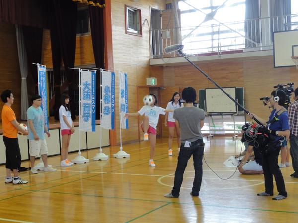 TV撮影3