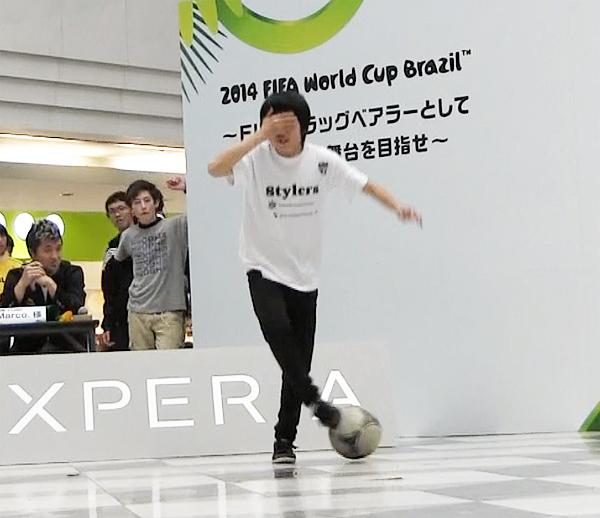 FIFAフラッグベアラー4