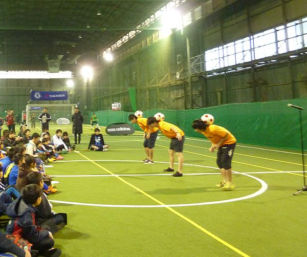 YOKOHAMA CHELSEA FC杯7