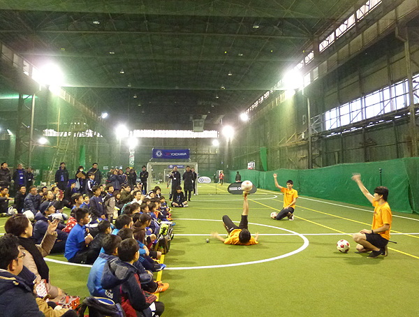 YOKOHAMA CHELSEA FC杯6
