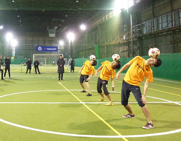 YOKOHAMA CHELSEA FC杯3