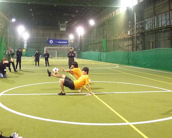 YOKOHAMA CHELSEA FC杯2
