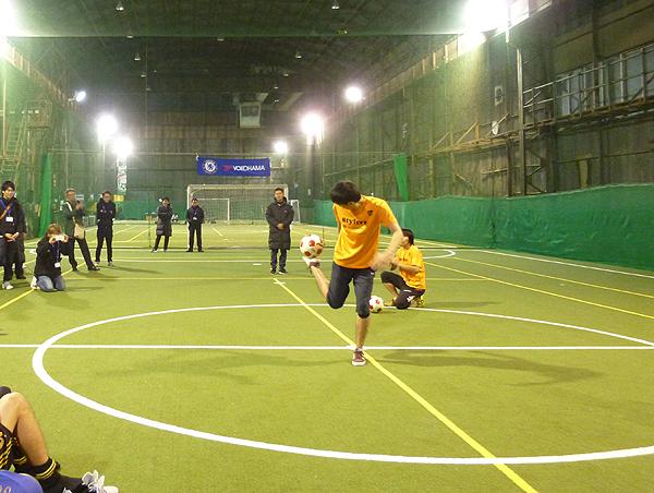 YOKOHAMA CHELSEA FC杯