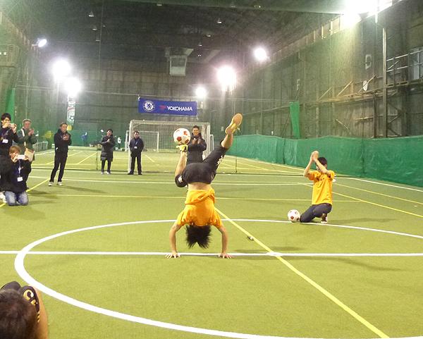 YOKOHAMA CHELSEA FC杯8