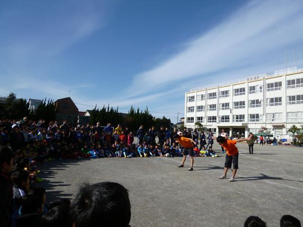 少年サッカー大会6