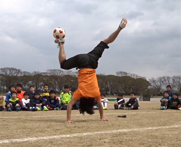 J-POWER CUP JP少年サッカー大会パフォーマンス – Stylers フリース ...