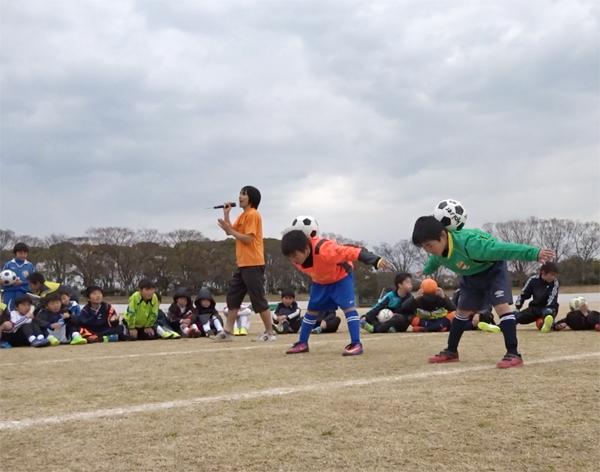 少年サッカー大会2