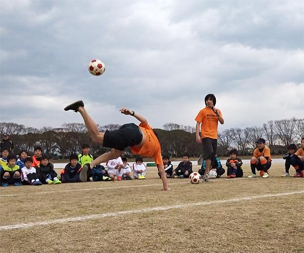少年サッカー大会