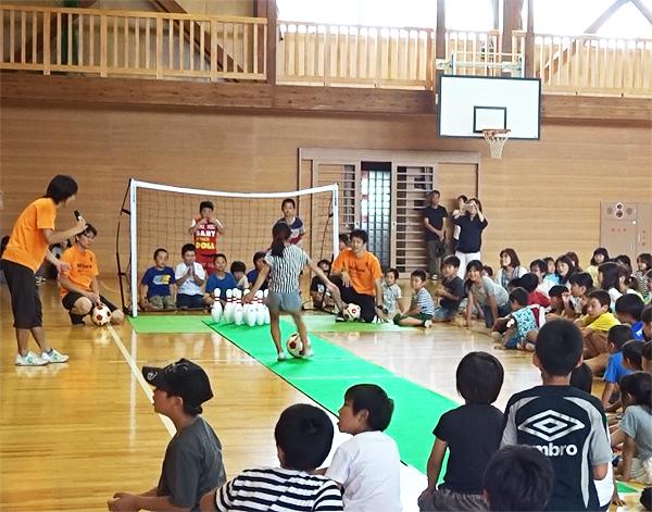 サッカーボーリング2