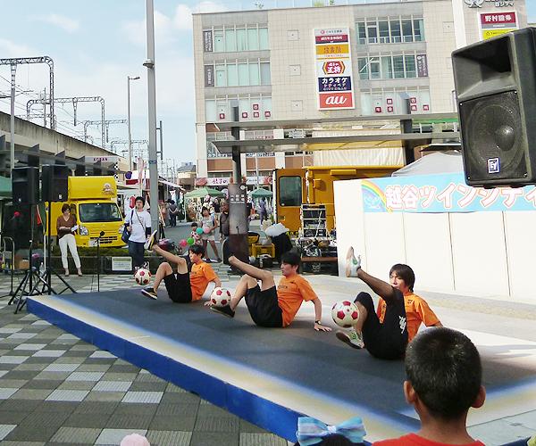 越谷ツインシティ5周年祭2