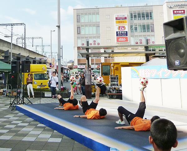 越谷ツインシティ5周年祭5