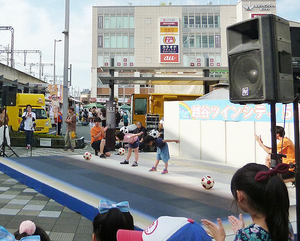 越谷ツインシティ5周年祭6