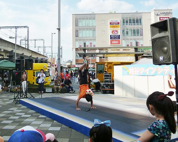 越谷ツインシティ5周年祭7