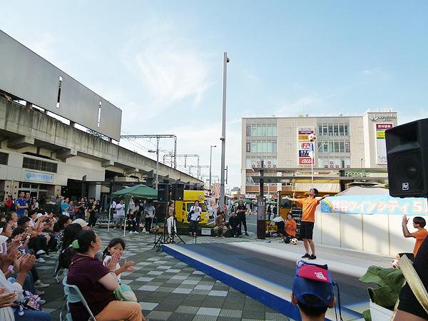 越谷ツインシティ5周年祭