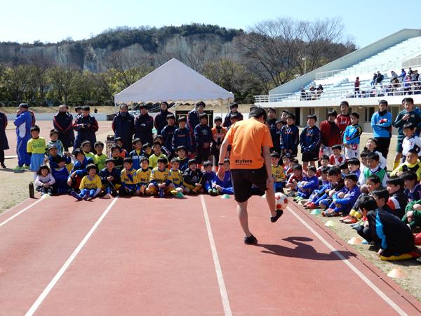 J-POWER少年サッカー大会6